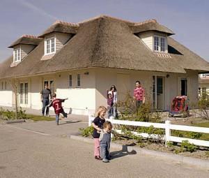 Gruppenvilla Buitenhof Domburg FV16